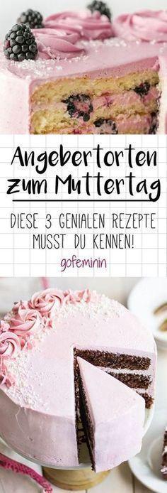 Photo of Mit ganz viel Liebe: So einfach backst du 3 Angeber-Torten z…