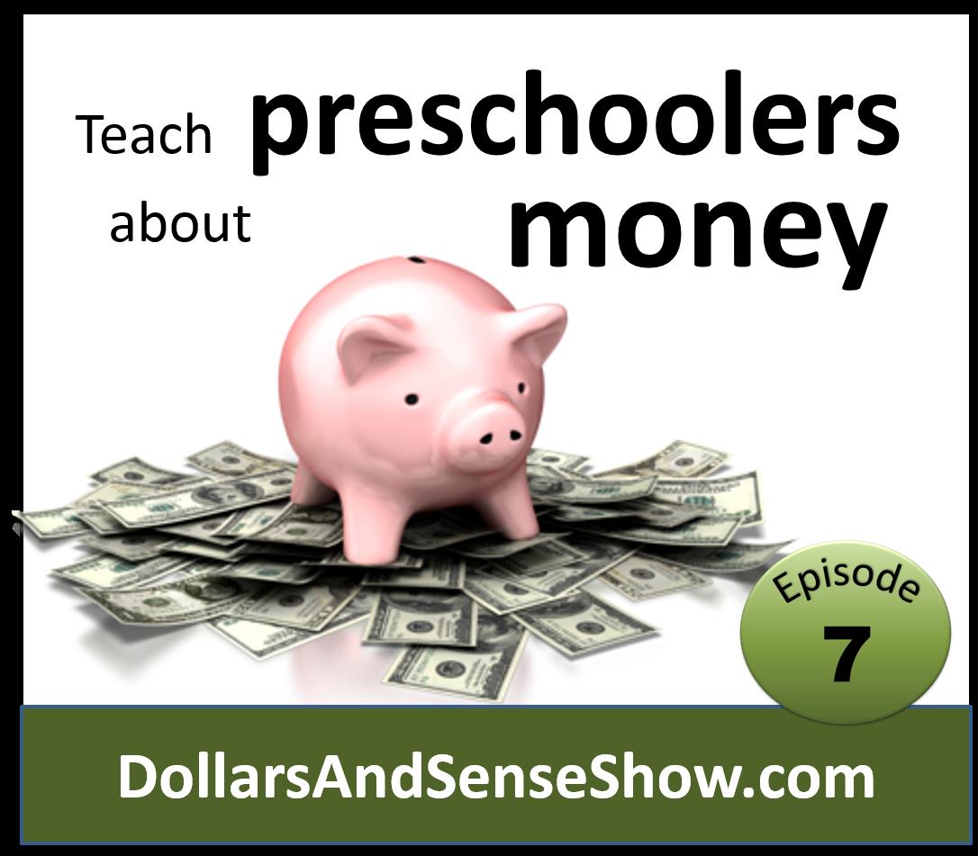 Teach Preschoolers About Money Dollars And Sense Show 7