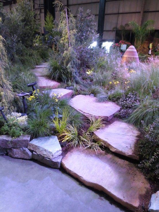 A Naturalized Garden Design Garden Show Garden Garden Design