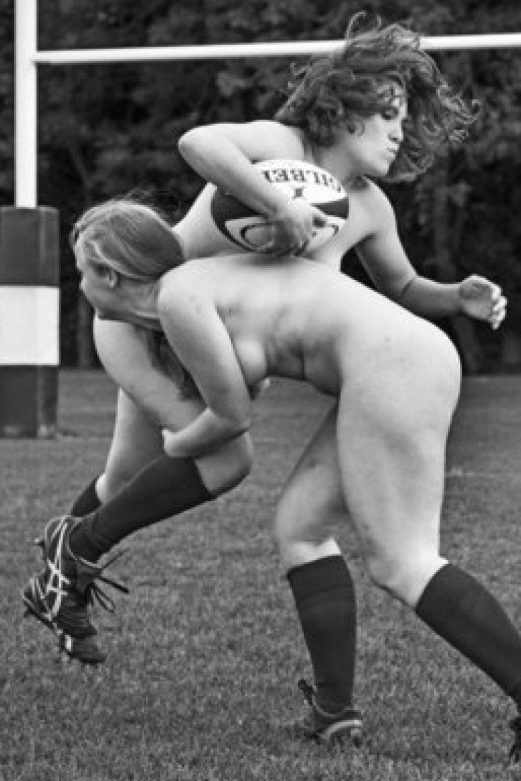 Oxford University Womens Rugby Squad Create Nude Calendar -2143