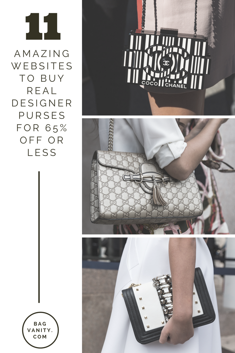 Best Places To Designer Handbags For Less