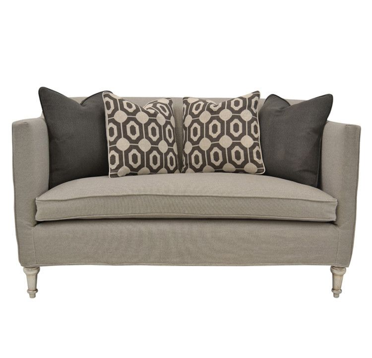 love seat back pillow slipcovers