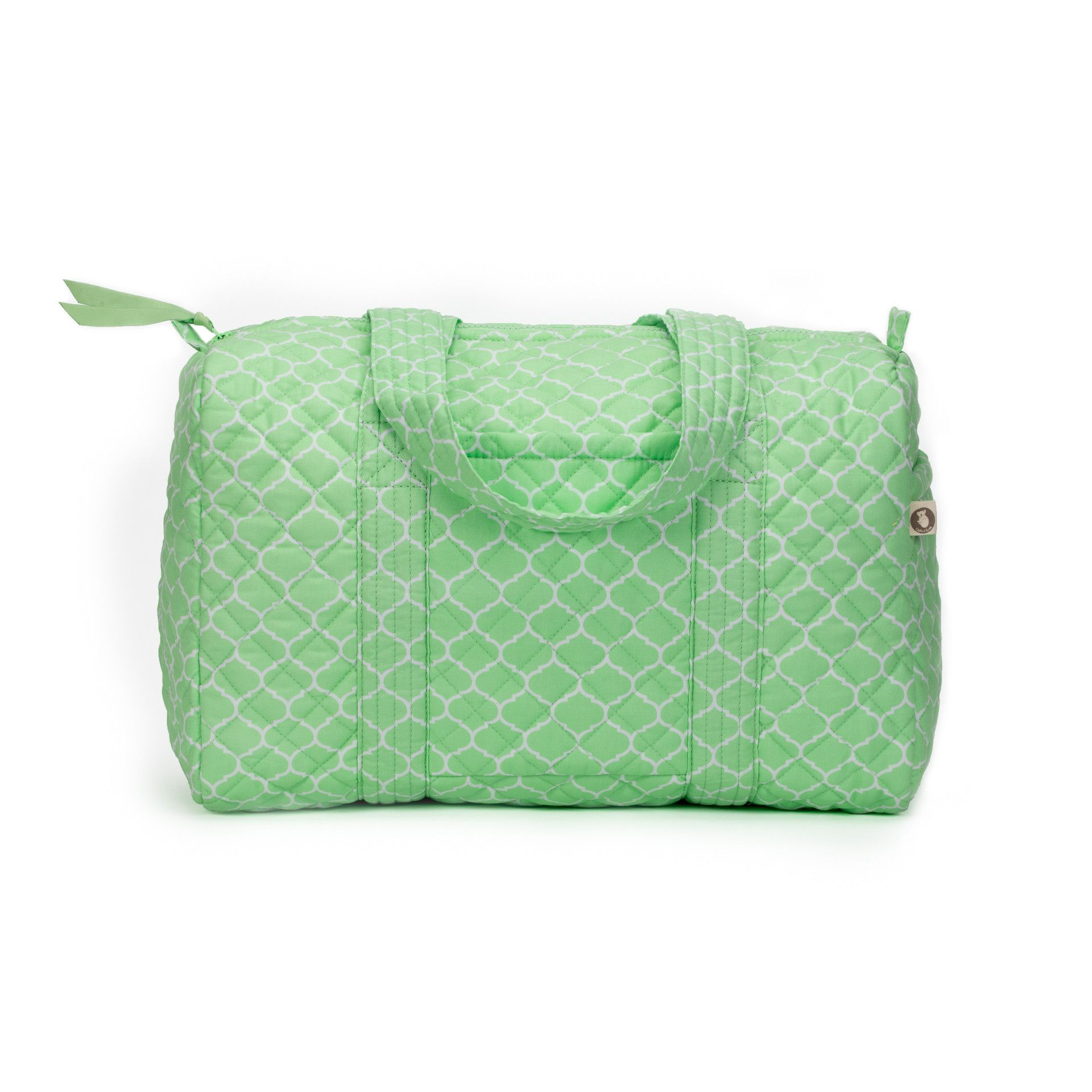 Happy Brights: Small Duffel – Quilted Koala