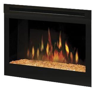 dimplex dfg2562 25 self trimming electric fireplace architecture rh pinterest com