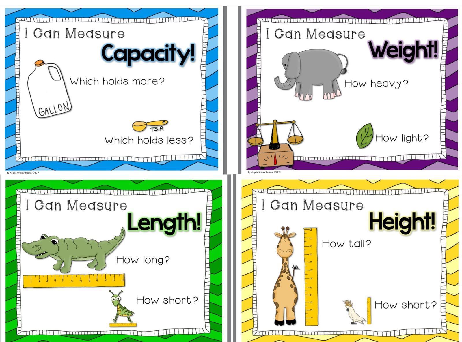 Compare Measurable Attributes