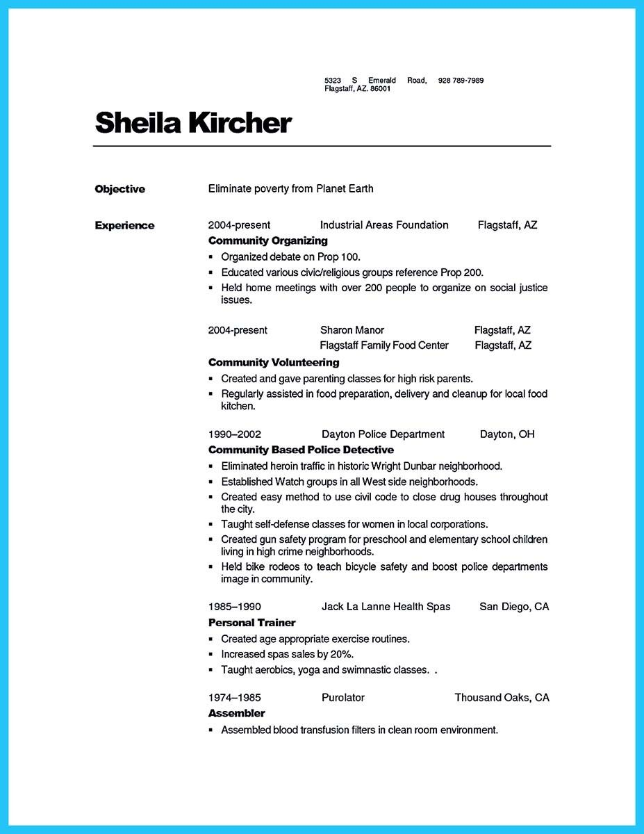 awesome writing your athletic training resume carefully