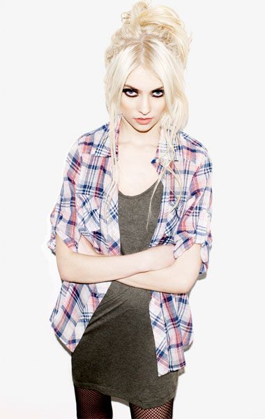taylor momsen hair - Google Search