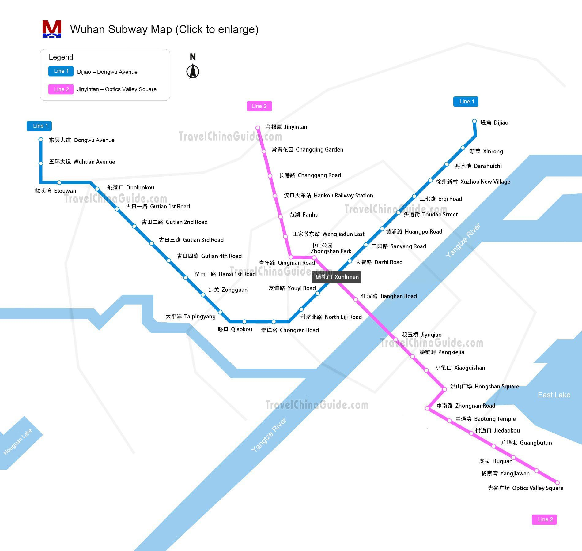 Wuhan Subway Map.Wuhan Metro System Wuhan Hubei Maggie S 22 Chinese Cities
