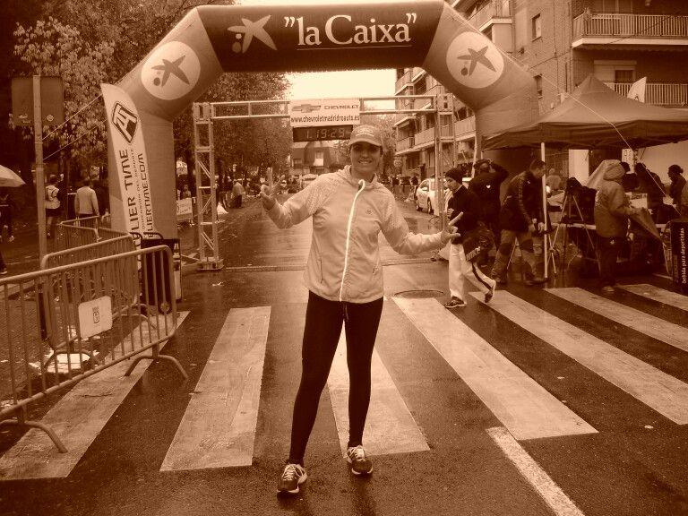 Carrera de Canillejas 10 km-Trofeo José Cano el 17 de noviembre de 2013