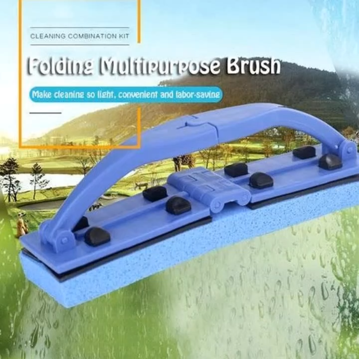 Photo of Get Yours>>57% OFF Today! Folding Multipurpose Brush