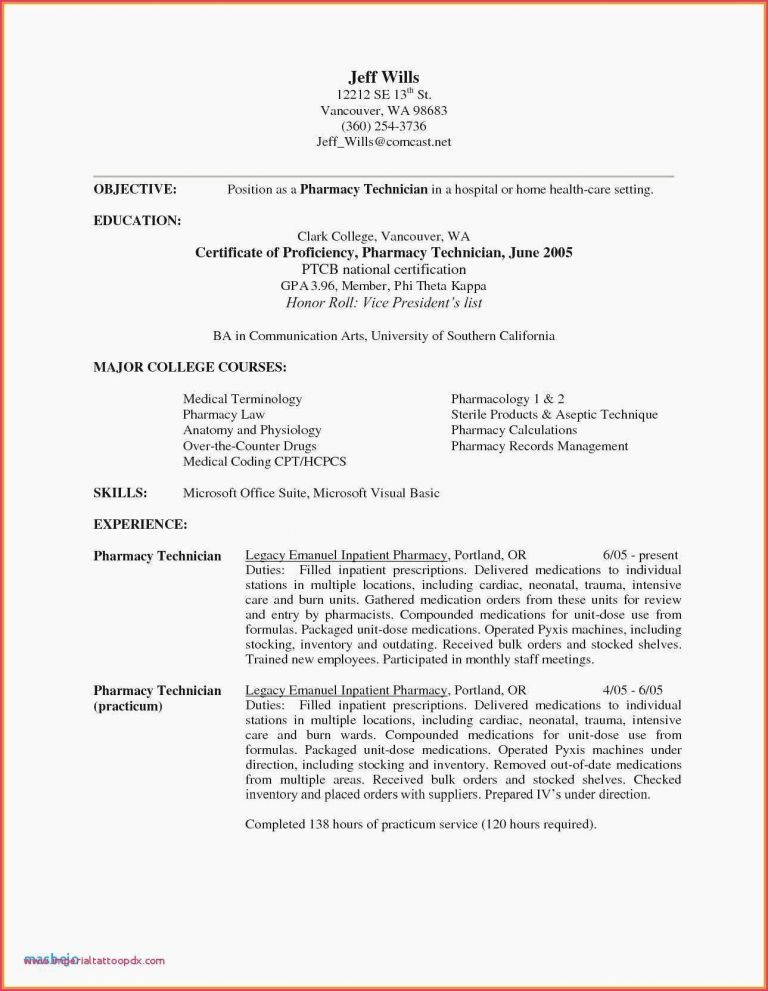 Best Information Technology Resume Examples Awesome Photos Sample