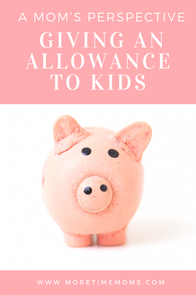 A Mom's Perspective on Giving an Allowance-2