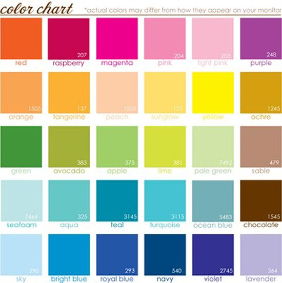 Lowe S Paint Color Chart Create Chalk In Any Of These Beautiful Colors Use