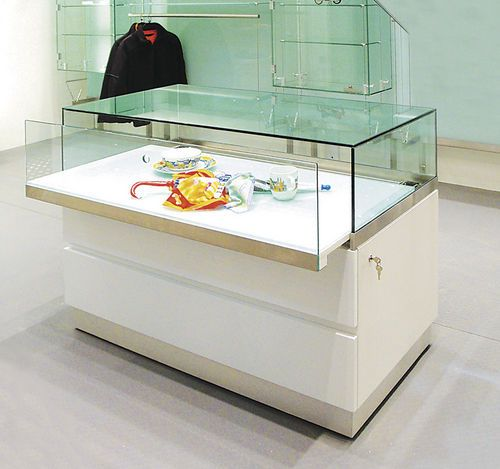 Commercial Display Case Wg004 Cl Shopkit With Images