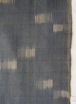 kimono fabric from UCA textiles collection