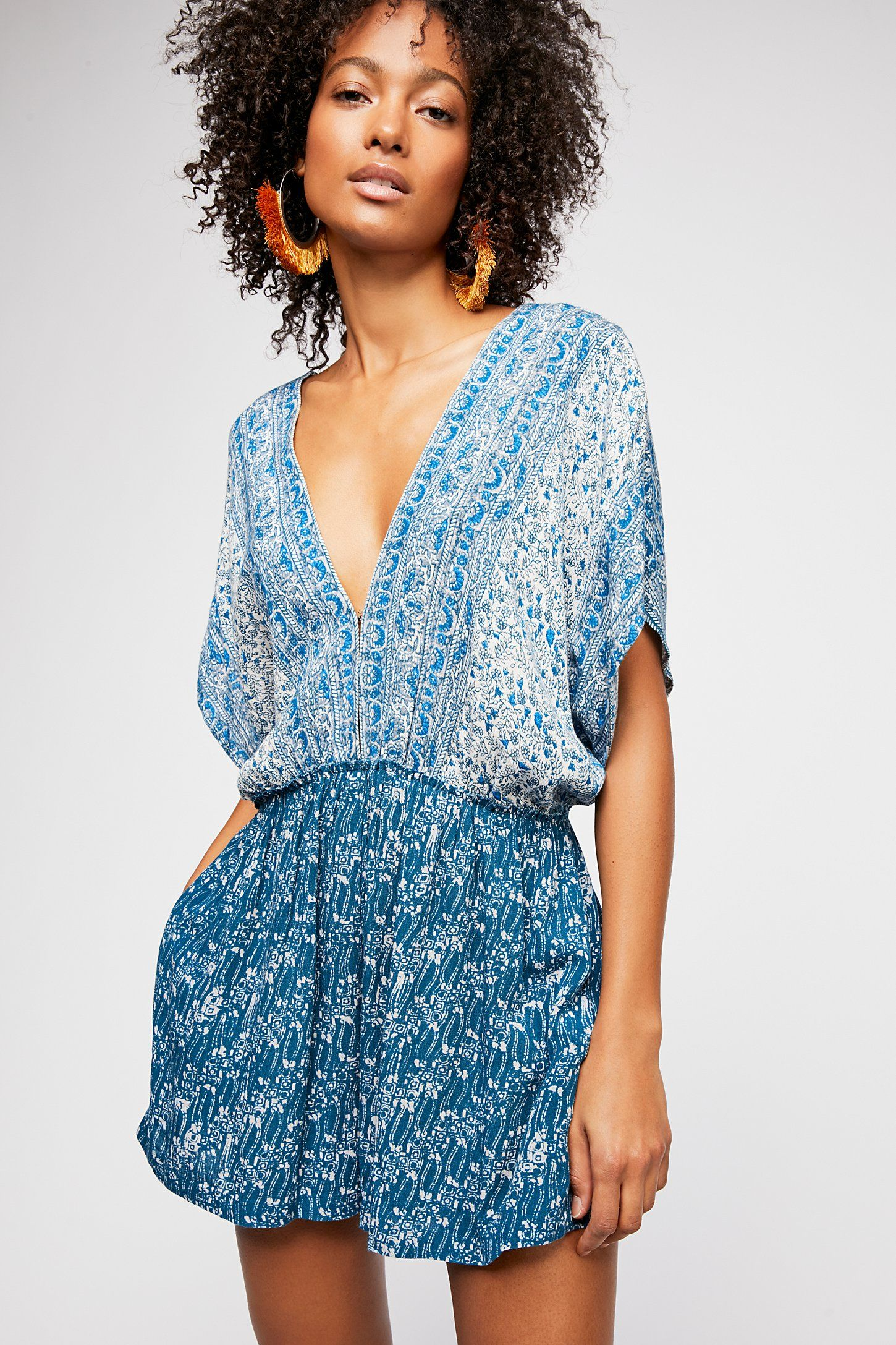 84162dfa0d3 Shop our Arizona Romper at FreePeople.com. Share style pics with FP Me