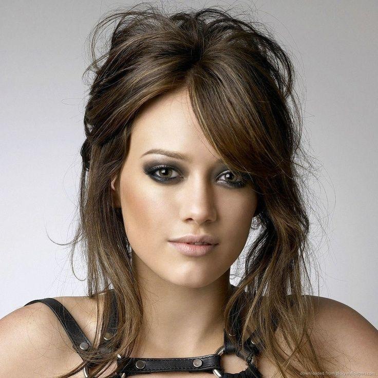 2603712258053612 Hilary Duff love the hair color