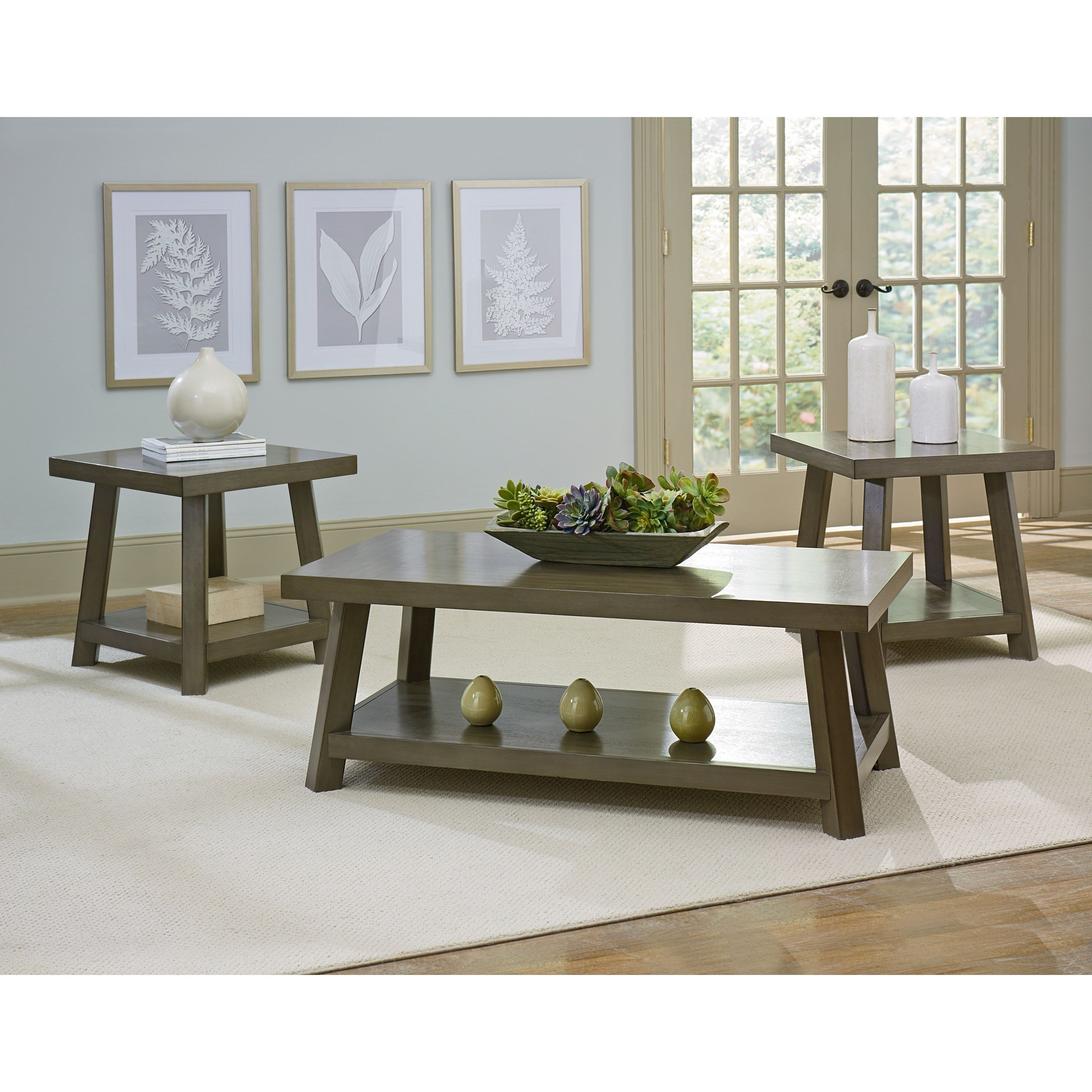 Best 3 Piece Coffee Table Set Image By Mindy Silence On Living 640 x 480
