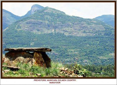 Dolmen of Marayoor, kerela . Source:http://www.flickr.com/photos/41867788@N07/3861071073/