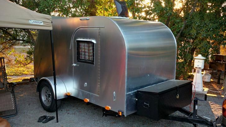 Big teardrop campers provides the best do it yourself diy