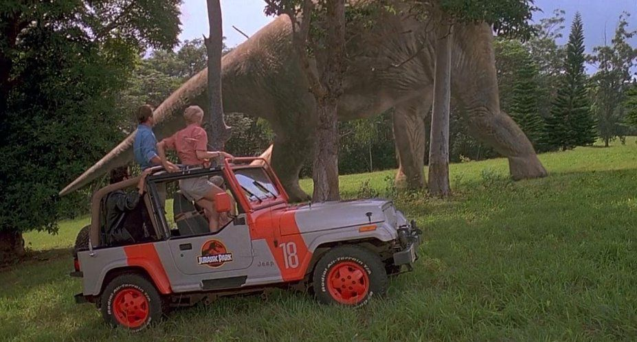 The Vehicles And Aircraft Of The Jurassic Park Movies Jurassic