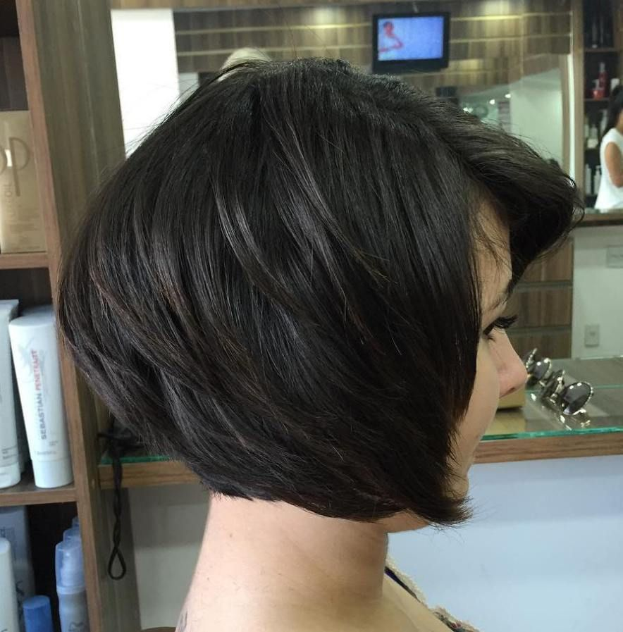 cute and easytostyle short layered hairstyles layered bobs