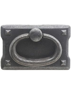 Small Mission Style Horizontal Drawer Pull House Of Antique Hardware
