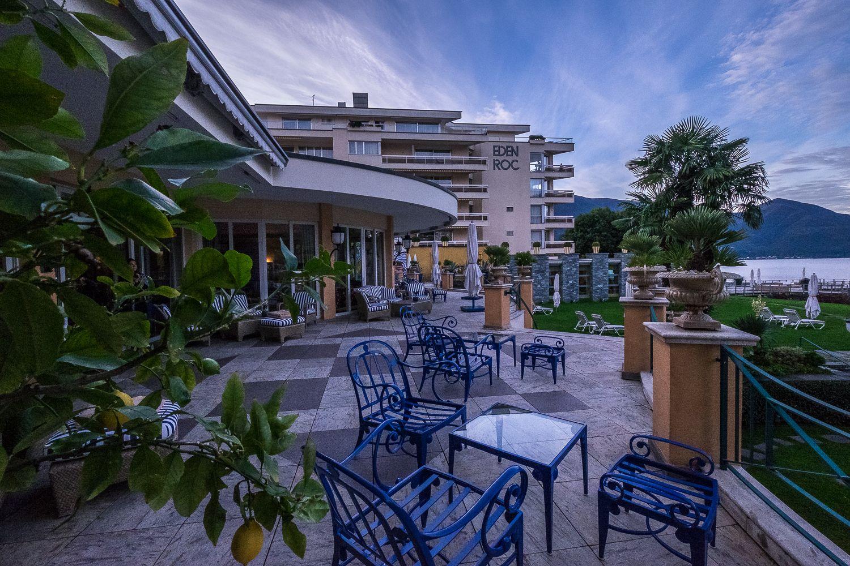 Im Hotel Eden Roc in Ascona überwältigt das aussergewöhnliche ...