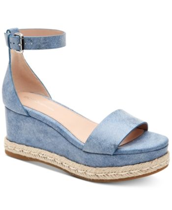 7bc286b27e2 BCBGeneration Addie Espadrille Wedge Sandals Women Shoes | Products ...