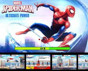 Spider Man Ultimate Power Free Download APK Files