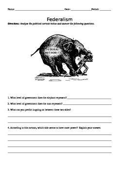 Political Cartoon Analysis Worksheet Answer Key - worksheet