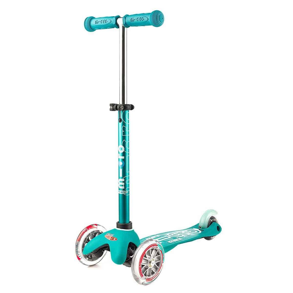 Aqua micro mini deluxe scooter scooters aqua and minis