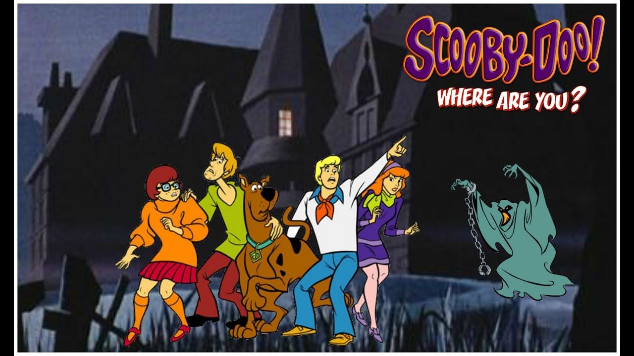Expedition of scooby doo from cartoon to animation movies