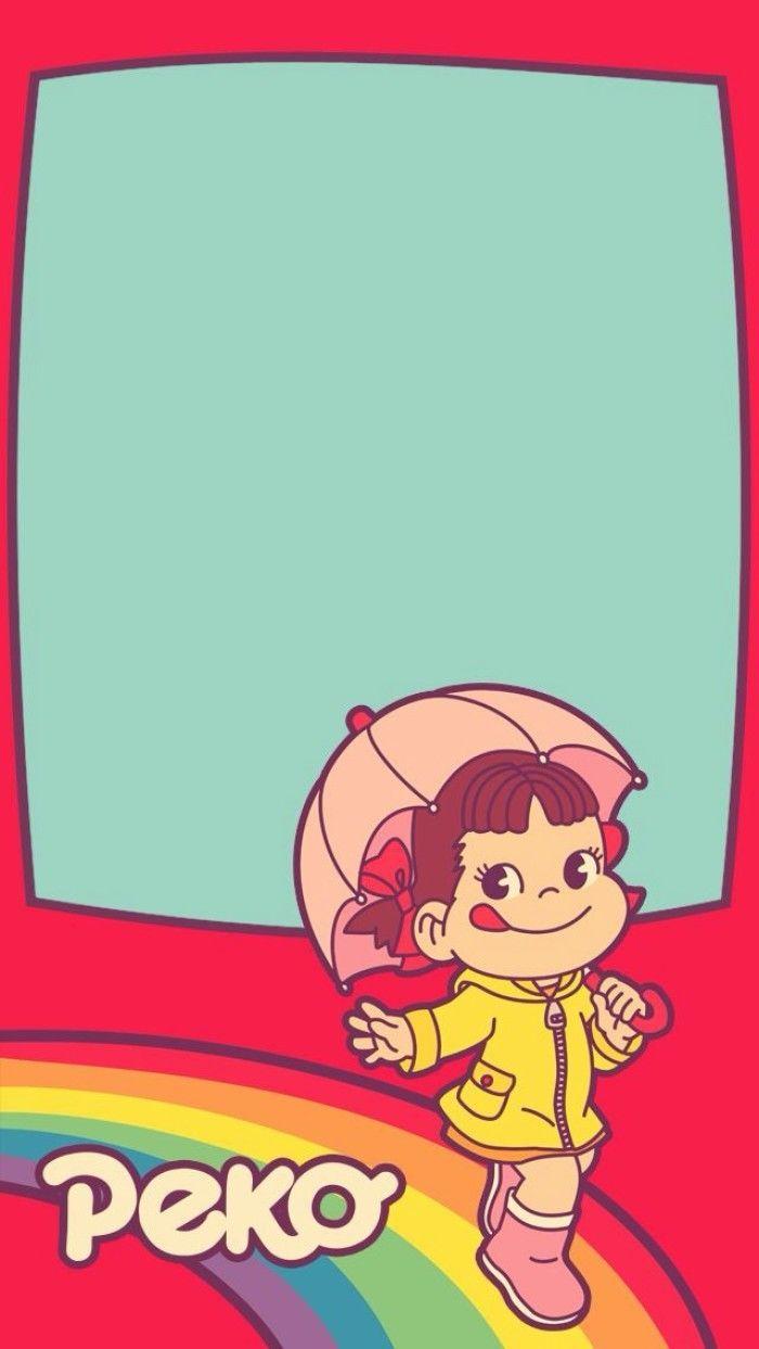 画像 不二家 ペコちゃん スマホ待ち受け pcデスクトップ壁紙まとめ Milky Peko Chan Naver まとめ Kawaii Wallpaper Sanrio Wallpaper Korea Wallpaper