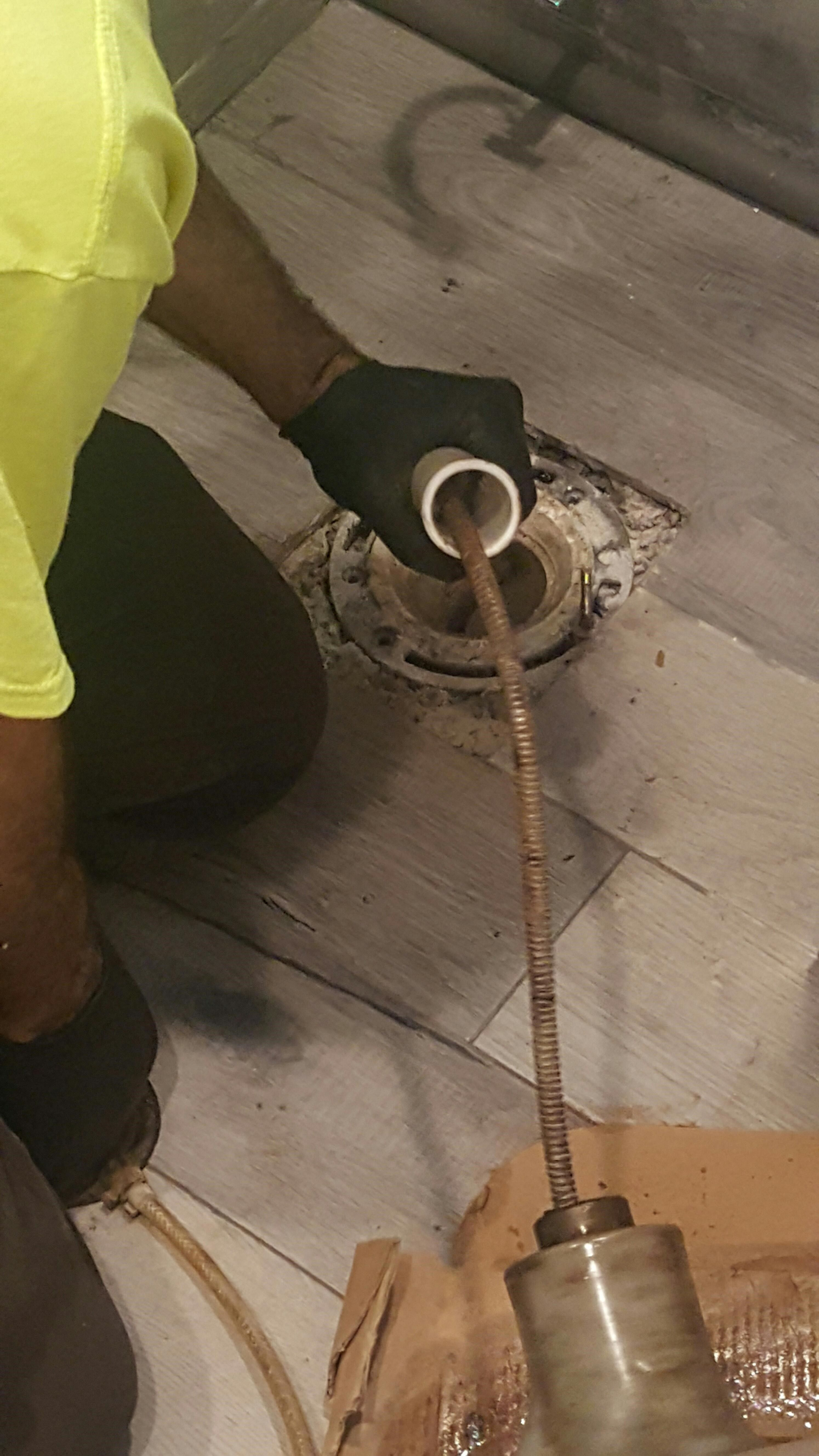 How To Clean Out Drains Using Snakes Chemicals With Images