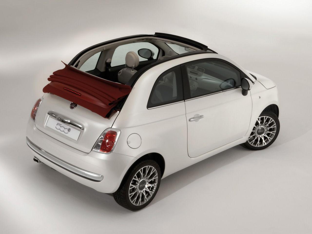 Fiat 500 Convertible Wheels Pinterest Convertible Fiat 500