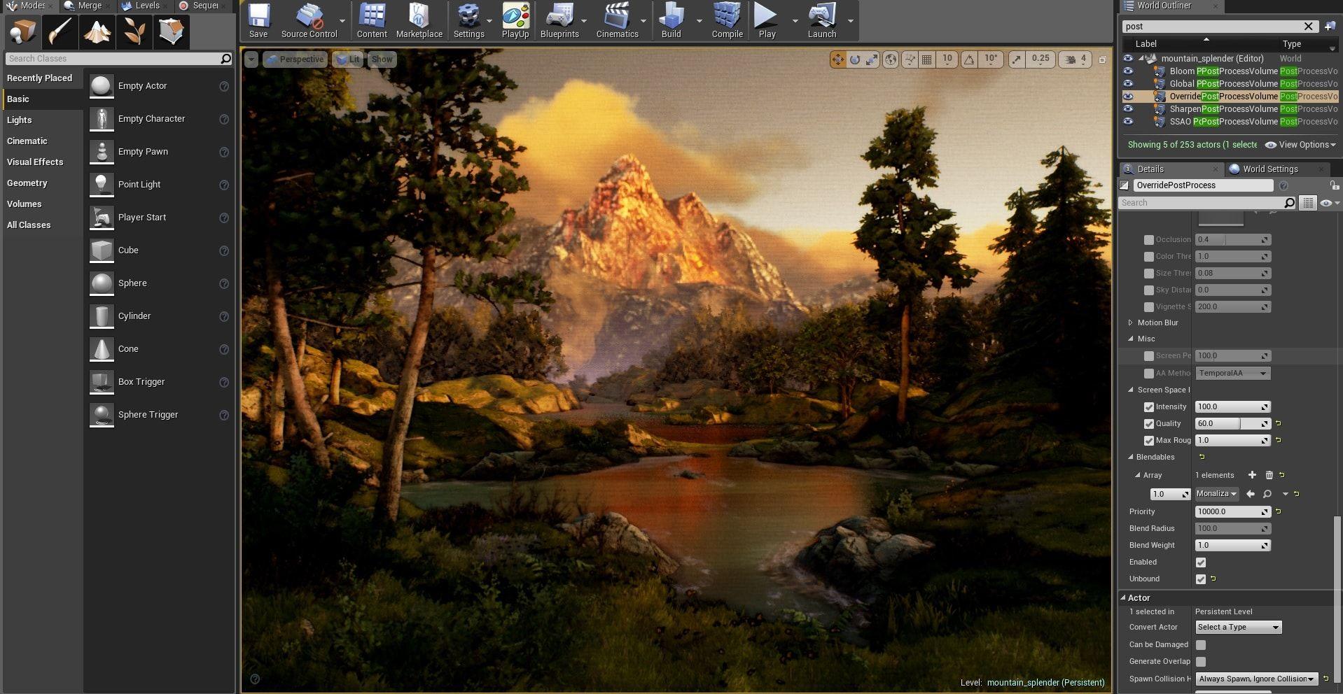 How to Paint like Bob Ross in UE4? | Unreal Engine | Bob ross, Bob