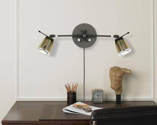 Wall Mounted Desk Light The Interior Design Inspiration Board