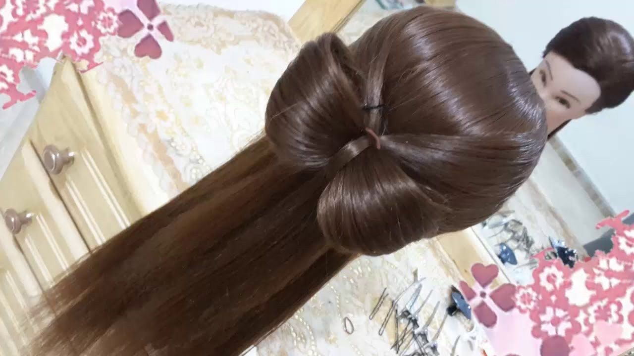 Peinados Bonitos Y Faciles Para Cabello Largo
