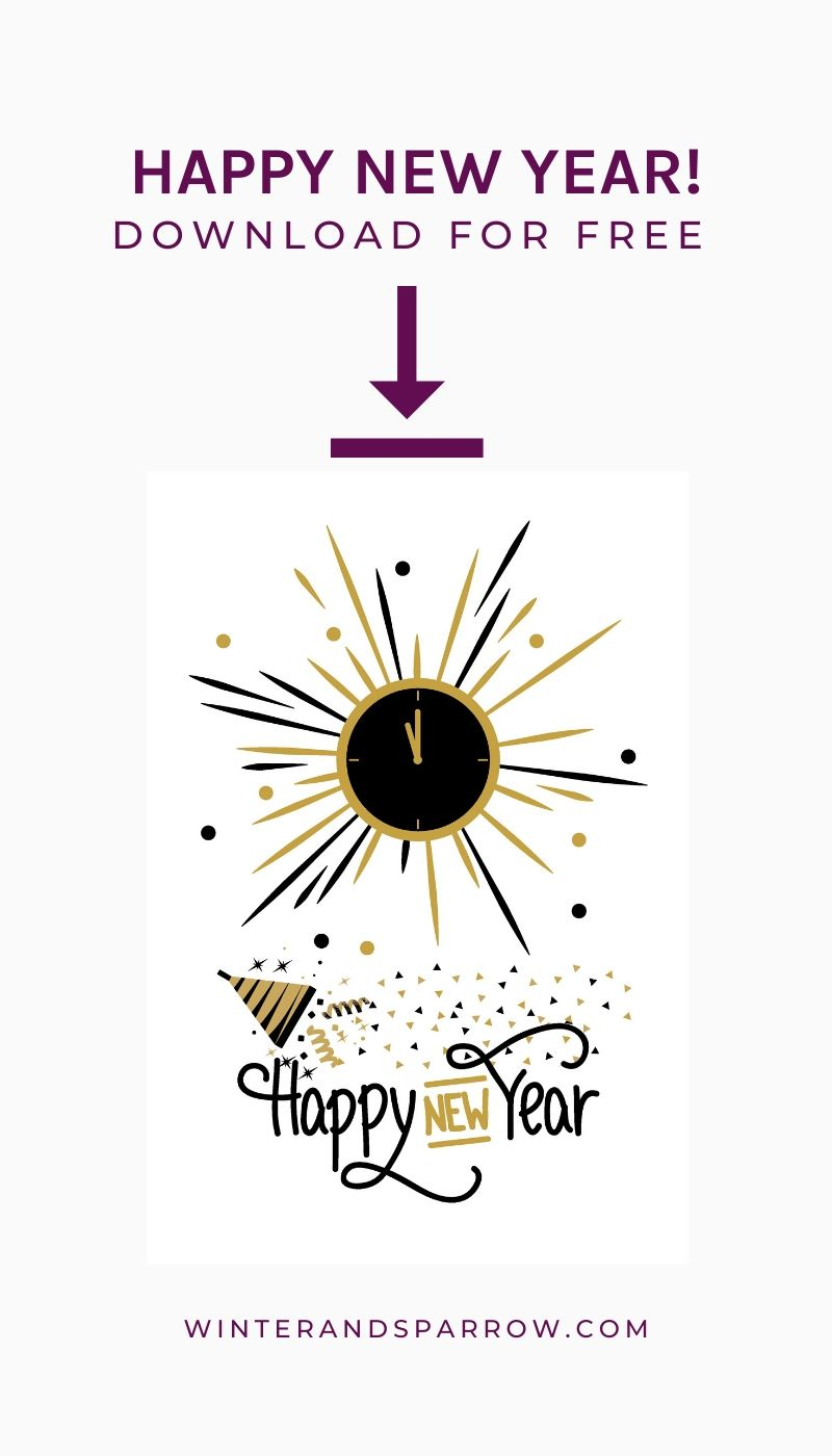 50+ New Years Eve Party Ideas Food, Games, Kids