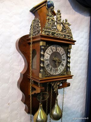 Egyptian Grandfather Clocks Wall Clock Dutch Zaandam