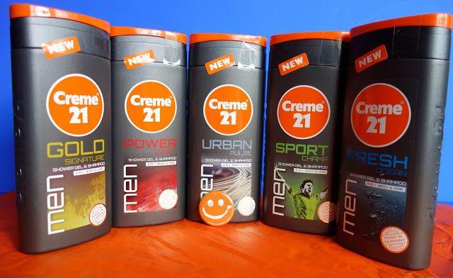Produkttestseite von Heike: Produkttest : Creme 21 MEN 2 in 1  Duschen #produkttest #sponsored
