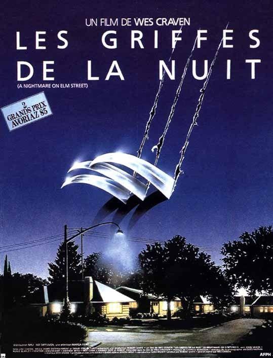Freddy Et Les Griffes De La Nuit : freddy, griffes, Griffes, Nuit:, Premiers, Films, D'horreur,