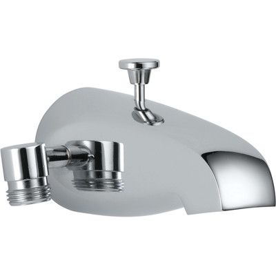 Delta Universal Showering Components Single Handle Wall Mount Tub