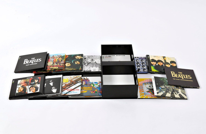 The Beatles Stereo Box Set 6