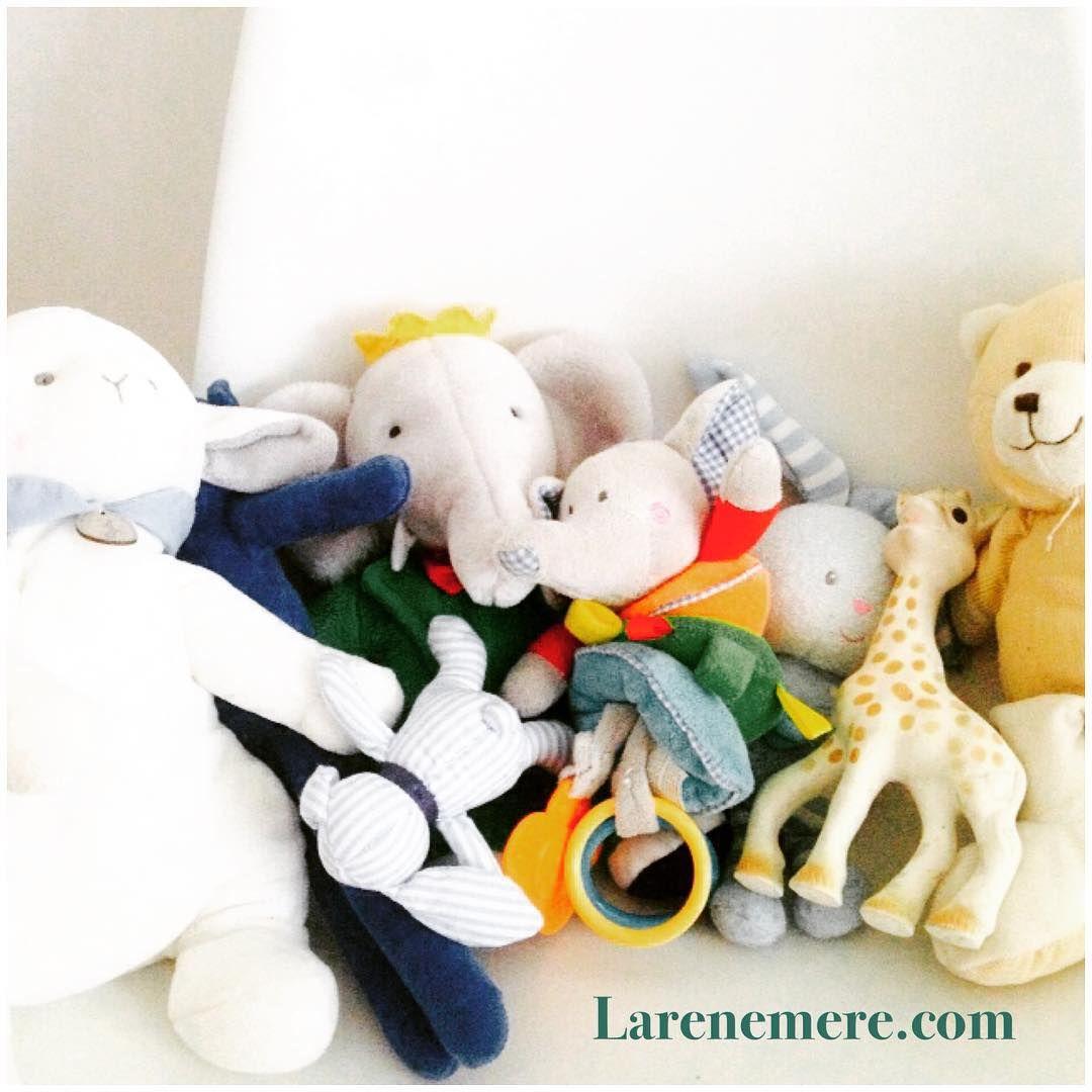 Nouvel article sur le blog. L'éveil des tous petits.  #larenemere