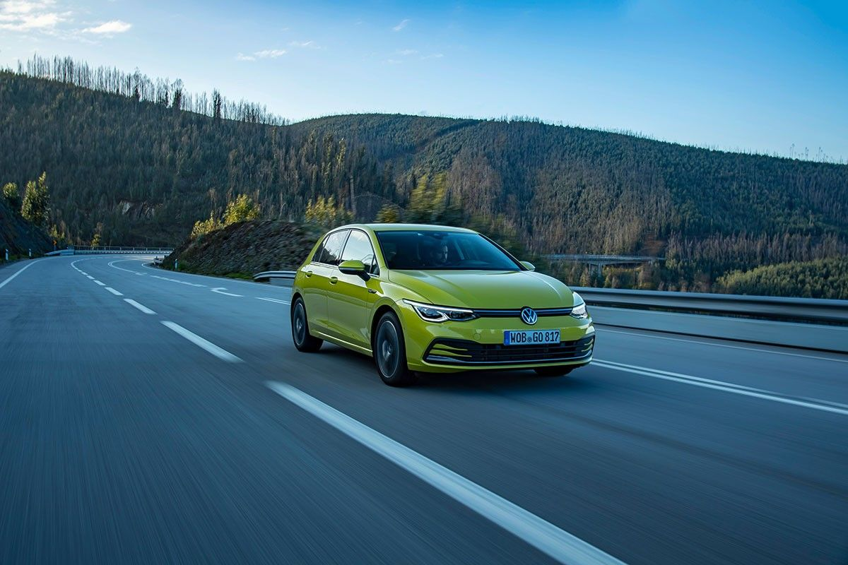 Everything You Need To Know About Volkswagen S New Golf 8 New Golf Volkswagen Road Trip Soundtrack