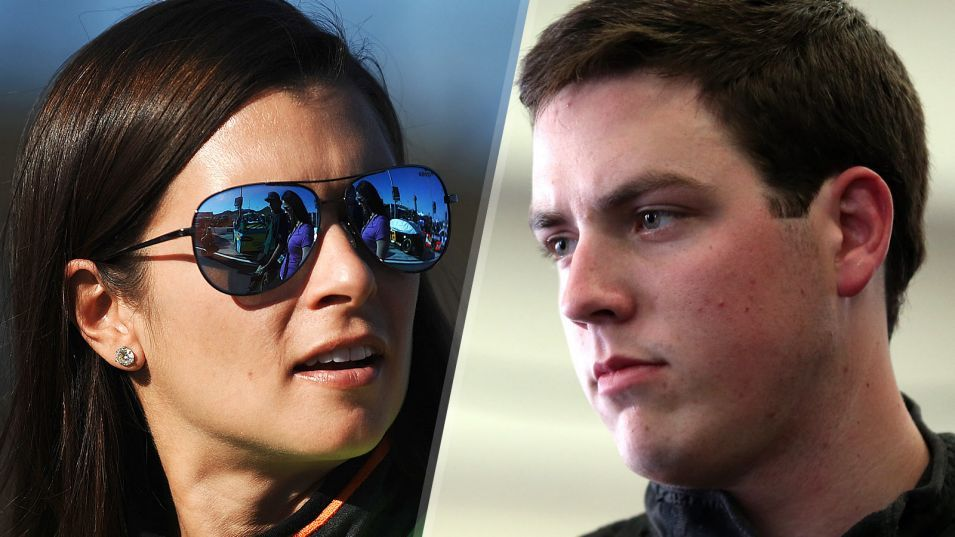 She's going to do what? Danica Patrick upset with Alex