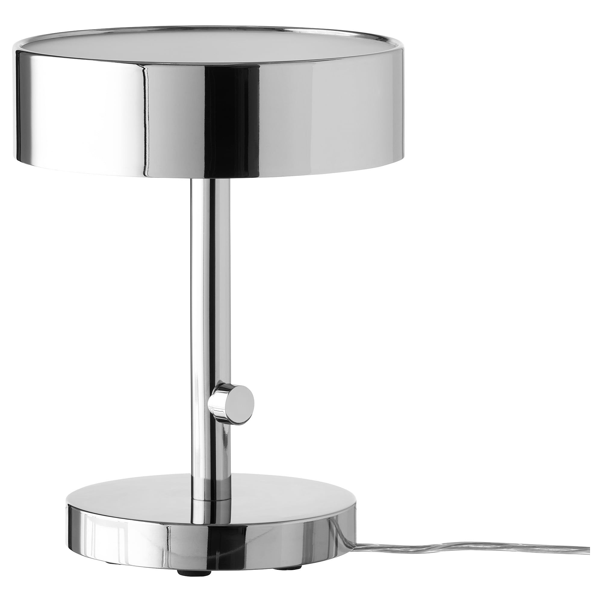 Stockholm 2017 Table Lamp With Led Bulb Chrome Plated Ikea Stockholm Stockholm 2017 Chrome Plating