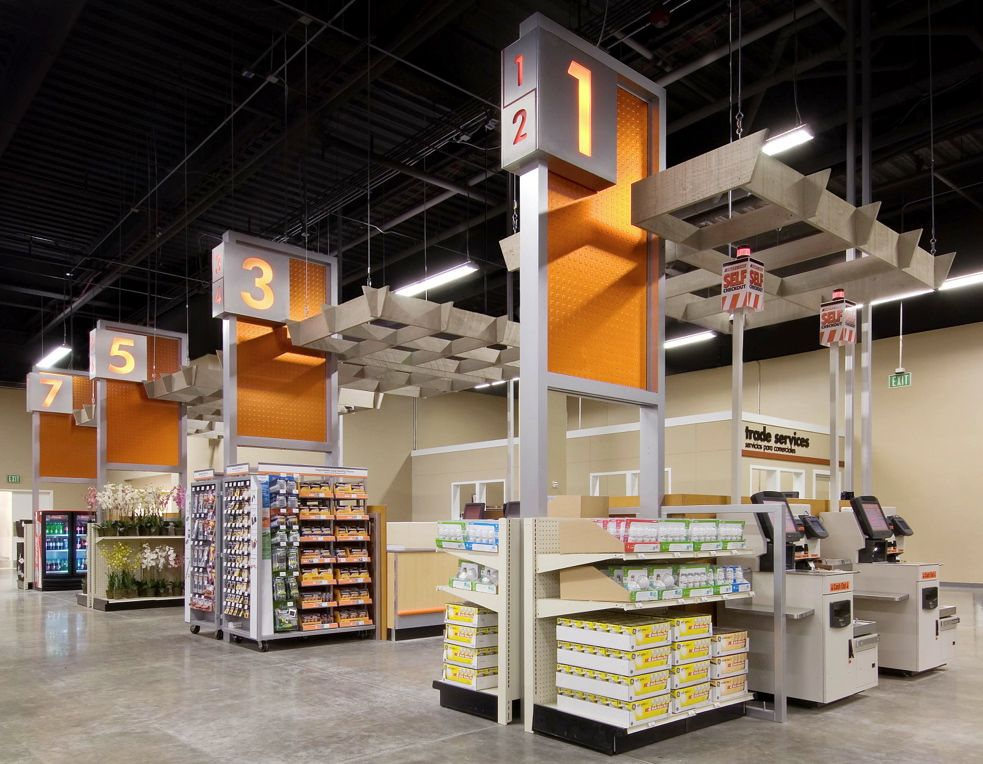Attractive The Home Depot Design Centers Retail Displays